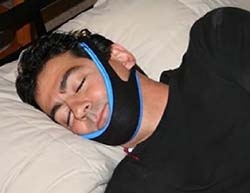 My Snoring Solution Jaw Strap