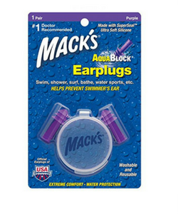 Ear Plugs Aquablocks