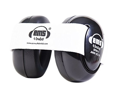 Em's 4 Bubs Hearing Protection Baby Earmuffs