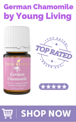 German Chamomile by Young Living Review