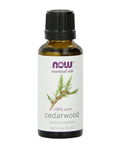 Now Foods Cedarwood Oil 1 ounce
