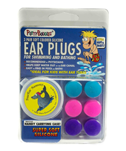 Putty Buddies Floatable Earplugs