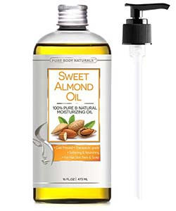 Sweet Almond Oil Triple AAA+ Grade Quality For Hair For Skin and For Face