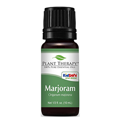 Sweet Marjoram Essential Oil. 10 ml. 100% Pure