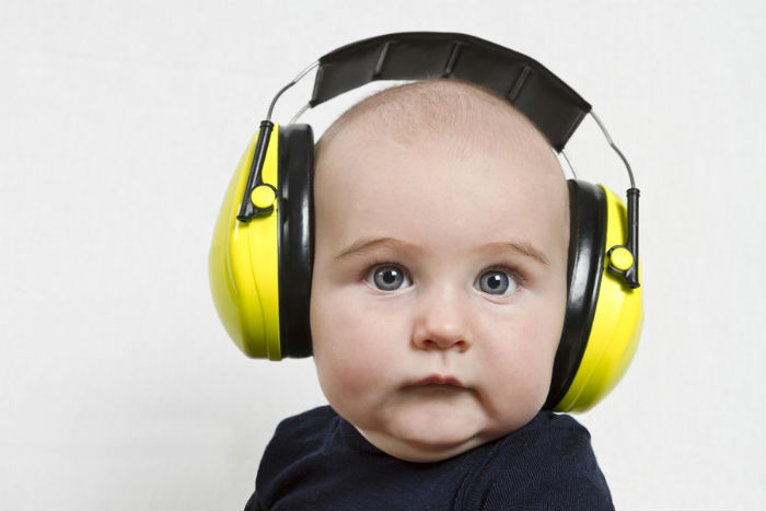 baby ear protection