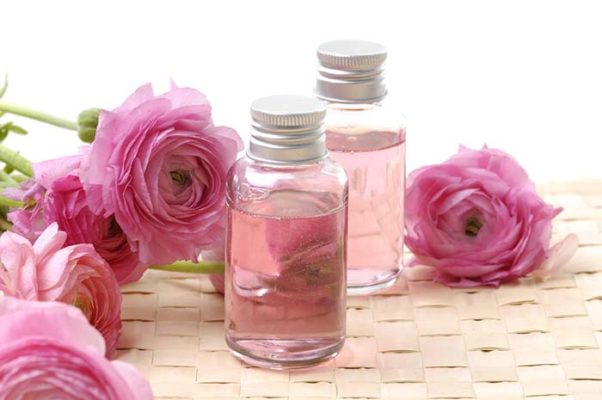 bottles with best essential oils for anxiety