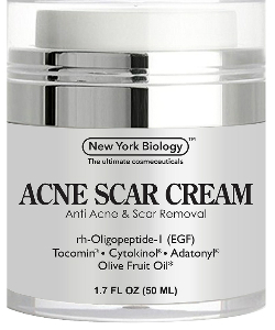 Acne Scar Cream from New York Biology