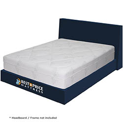 Best Price Mattress 12-Inch Grand Memory Foam Mattress
