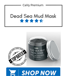 Calily Premium Dead Sea Mud Mask
