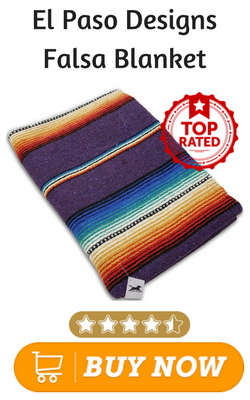 El Paso Designs Falsa Blanket