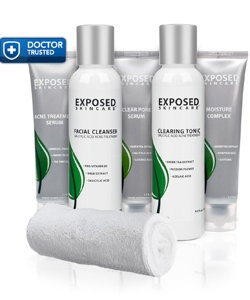 Exposed Acne Treatment- Expanded Kit