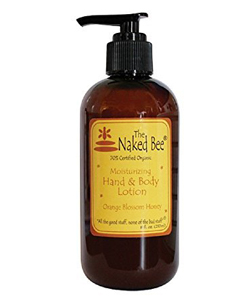 Naked Bee Moisturizing Lotion
