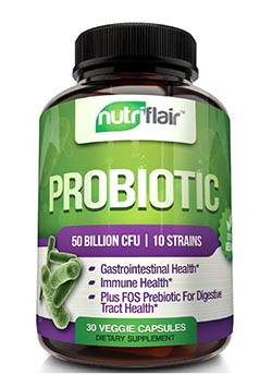 Nutriflair Probitoics Supplement