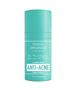 Organic Anti-Acne Spot Treatment by Radha Beauty