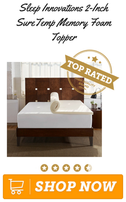 Best Mattress Topper For Side Sleepers With Hip Amp Lower