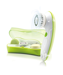 TOUCHBeauty AS-0759AG 369 Rotating Facial Microdermabrasion Brush