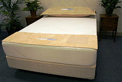 therapedic copper infused gel mattress
