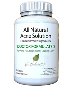 Vie Naturelle Acne Treatment – Vie Naturelle
