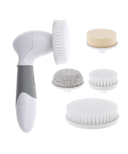 Wemelody Facial Cleansing Brush Skin Care Scrub