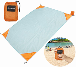 Zomake Foldable Beach Blanket