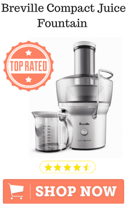 Breville Compact Juice Fountain
