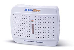 E-333 Renewable Mini-Dehumidifier by Eva-dry