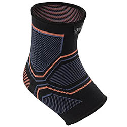Kunto Fitness Ankle Brace with Compression Support Sleeve