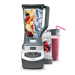 Ninja Professional Blender and Nutri Ninja Cups (BL660)