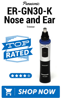 Panasonic ER-GN30-K Nose and Ear Trimmer