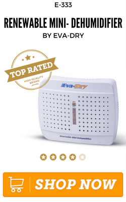 Renewable Mini-Dehumidifier by Eva-dry