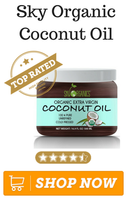 Sky Organic Coconut Oil