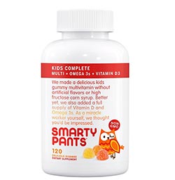 Smarty Pant Kids Multivitamin