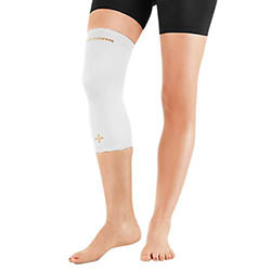 Tommie Copper - Large White Women's Knee Compression