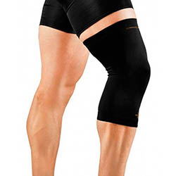 Tommie Copper - Med Black Men's Knee Compression