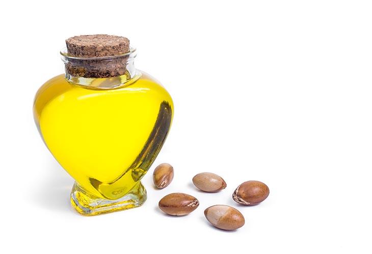argan oil hair growth