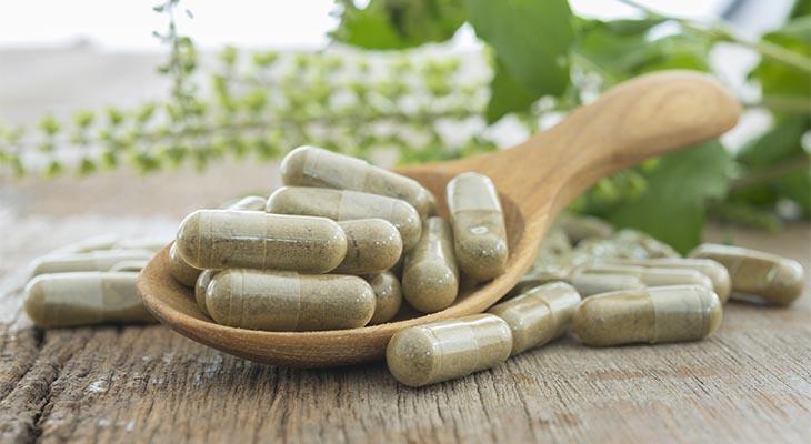 organic vitamin supplements