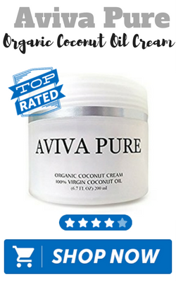 Aviva Pure - Organic Coconut Oil Cream