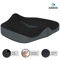 Gideon Premium Orthopedic Seat Cushion