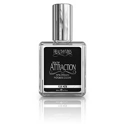 Healthy Attraction Extra Strength Pheromone Oil Infused Cologne for Men