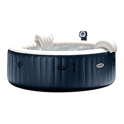 Intex Portable 6-Person Inflatable Pure Spa Plus Bubble Spa