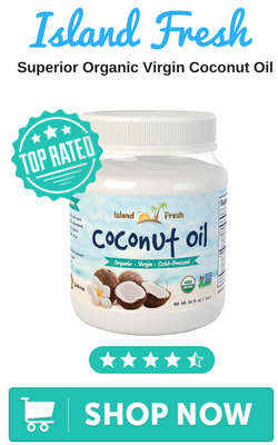 Island Fresh - Superior Organic Virgin Coconut Oil