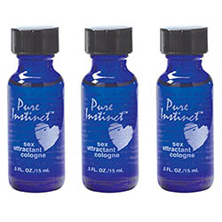 Pure Instinct Pheromone Infused Perfume and Cologne