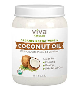 Viva Naturals – Organic Extra Virgin Coconut Oil