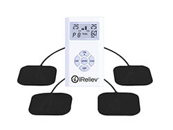 iReliev TOP-BEST TENS Massager Unit