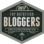 2017 top nutrition bloggers