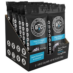 Better Than Coffee Health Energy Bar
