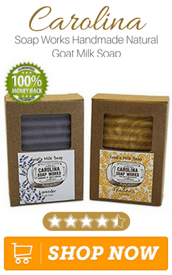 Carolina Soap Works Handmade Natural Goat Milk Soap