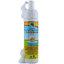 Certified ToxicFree Foaming Baby Wash N' Shampoo