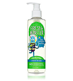 Fresh Monster Kids Shampoo & Body Wash, Ocean Splash