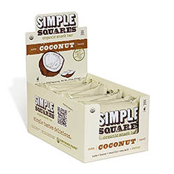 Simple Squares Organic Snack Bar